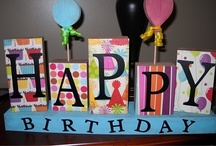 Birthday Party Ideas! / by Courtney Turner