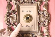 Champagne for Breakfast / Make time to dance on the table.