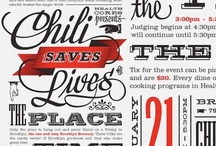 Type / by Jesse Snyder