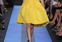 Spring Color Trend: Yellow