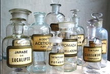 APOTHECARY / by Tracey Eggers