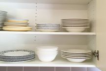 Kitchen organisation / by Catherine Saxelby - Foodwatch