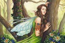 FAIRY Love / Everything fairies like myself love. #fairies #faerie