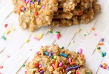 Cookies and bar desserts / by Dianna Krueger Michael