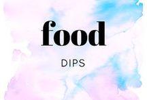 food    dips / Appetizers, dips, snacks