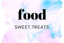 food    sweet treats / baking, desserts, and sweets!