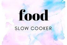 food    slow cooker