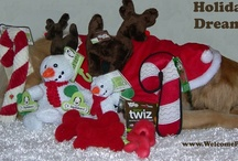 Holiday Dog Gifts / by WelcomePup.com