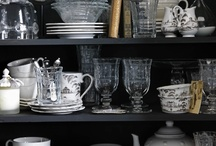 Louças / Cerâmicas / Porcelanas / Cristais / by Elisangela Alves
