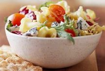 FOOD: Casseroles & Pastas / by Theresa Rhodes Bassemier