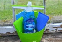 HOME: Cleaning & DIY Tips / Cleaning tips, and projects to do on your own for the home. / by Theresa Rhodes Bassemier
