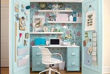 Office space / Perfect Work space  / by Mariana Diaz