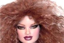 Dolls - Wigs and hair style ideas / Wigs and hair style ideas for dolls / by Marion Nixon