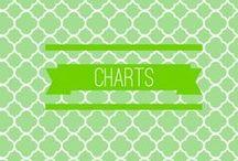 Helpful baby charts