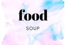 food    soup / soups, stews and chowders
