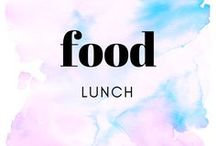 food    lunch / lunch ideas that aren't leftovers!