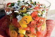 Salads / by Ann Haddock