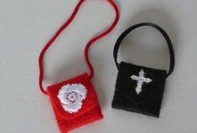 Dolls - purses / by Marion Nixon
