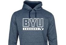 BYU Cougar Pride / It's time to get you #BYU spirit on! Check out the hottest items from the SCHEELS Fan Shop to show off your Cougar Pride! / by Scheels