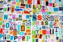 Word Work / by Jane Rueff