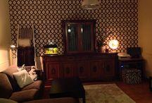 Tapetti olohuoneeseen, wallpaper to the livingroom