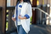Sweater Weather / Nothing completes an outfit better than a cardigan.  / by Scheels