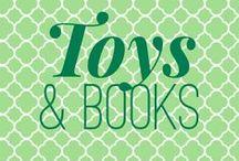 Baby Toys & Books