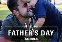 A Day for Dad / Happy Father's Day! Here's our curated list of this season's best gifts for dad. / by Scheels