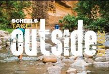 Get Outdoors / Anything from Hiking to Snowboarding / by Scheels
