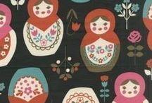 I love matryoshkas / russian dolls
