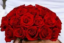 Red Rose wedding inspiration