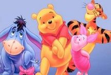 all things Pooh / coloring pages - pictures - Pooh wisdom - etc / by Peggy