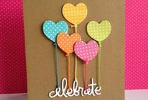 Handmade Card Ideas / Who doesn't love a handmade card?  We've got so many ideas (created by Archiver's, our vendor partners, or fun ideas we've found on Pinterest) that are perfect for any and every occasion. / by Archiver's