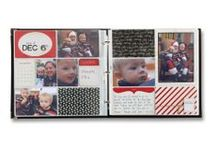 Scrapbook Layouts / These layouts were created by the creative team at Archiver's or our vendor partners! Add your own twist to any of these layouts by changing up the paper or adding different embellishments! / by Archiver's