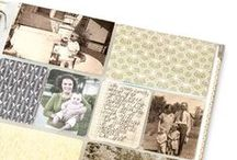 Heritage Ideas / Wonderful ideas to preserve your heritage photos! / by Archiver's