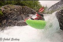 Norway White Water Kayaking Trips / Moments from Gene17kayaking's Sjoa Progressive & Dynamic, Valldal Road Trip and Norway Steep Creeking