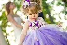 Bridesmaids & Flowergirls