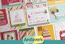 Only at Archiver's! / Exclusive products you'll only find at Archiver's! / by Archiver's
