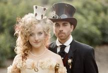 Steampunk wedding