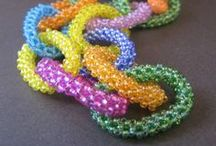 beads :: eye candy / beads : pictures, ideas, no instructions / by Peggy
