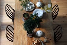 Dining room ideas / by S Gonzalez