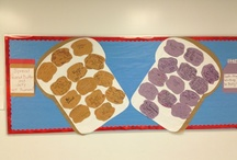 "counseling bulletin boards and wall decor / ""like"" me on facebook!! http://www.facebook.com/TheInspiredCounselor"