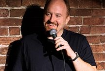 Favorite Comedians / by Holly Maust