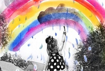 Color Splash! / by Penny Wofford Lambert (Miss Penny Whistle Creations)