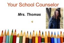 "Meet the School Counselor / ""like"" me on facebook!! http://www.facebook.com/TheInspiredCounselor"