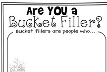 "bucket fillers / ""like"" me on facebook!! http://www.facebook.com/TheInspiredCounselor"