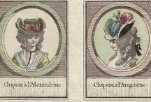 Fashion Prints 1700-1800