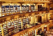 Estructuras de Bibliotecas / La estructura, la arquitectura de algunas Bibliotecas en diversos lugares del mundo