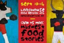 LongHouse Food Revival 2014