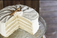 recipes: cakes, cupcakes & frosting